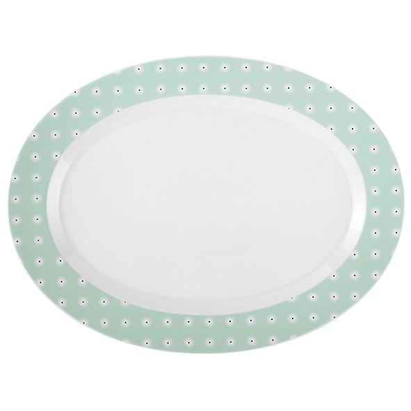 Platte Oval 35cm No Limits Favorite