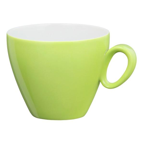 Kaffee-Obere 0,23l Trio apfelgrün