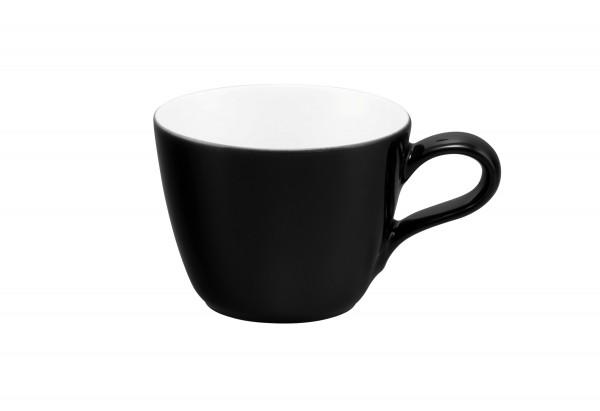 L Fashion glamorous black Espressoobertasse 0,09l