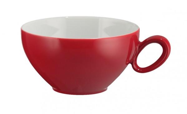Tee-Obere 0,14l Trio rubinrot