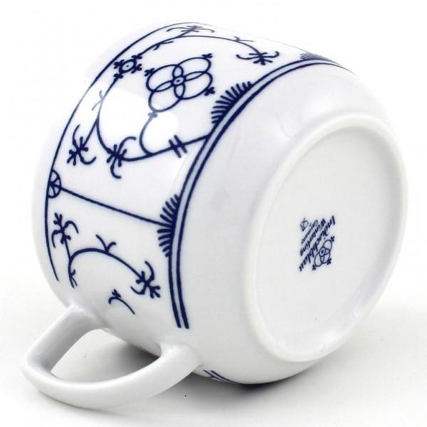 Kaffee-Obere 0,2l zylindrisch Indischblau