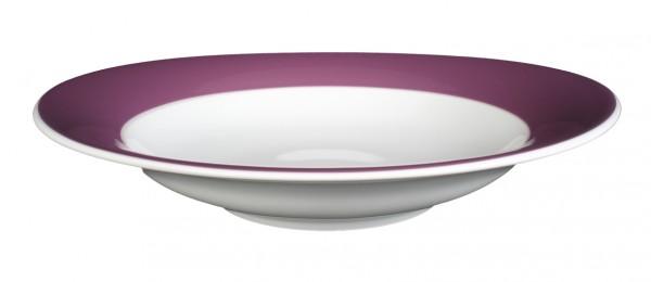 Suppenteller 23cm Trio lavendel