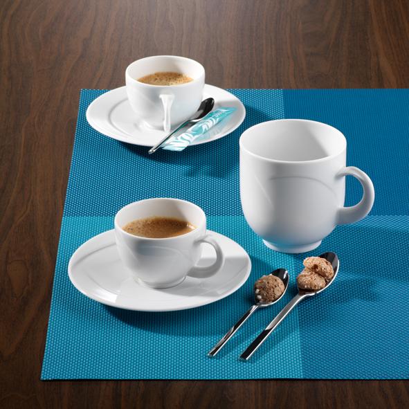 monaco uni kaffee untere 16cm uni wei monaco seltmann weiden marken. Black Bedroom Furniture Sets. Home Design Ideas