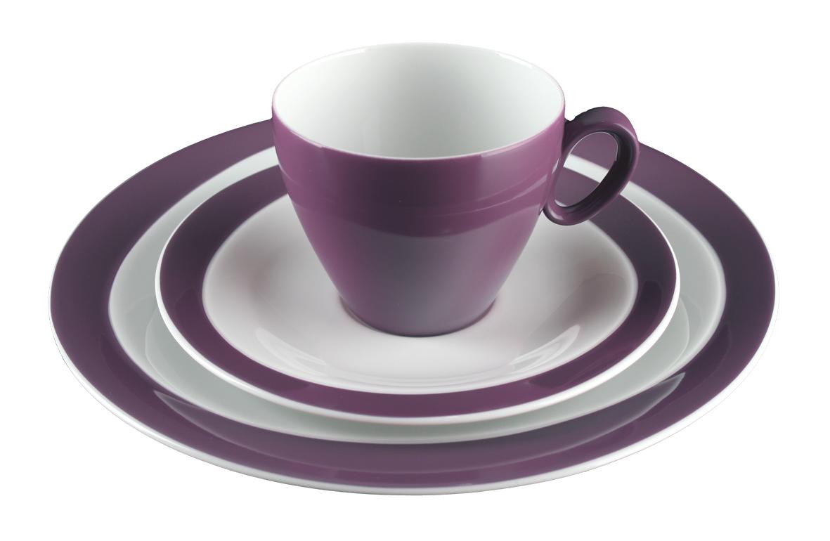 trio lavendel kaffeegedeck 3 tlg 23605 trio lavendel trio springcolor seltmann weiden. Black Bedroom Furniture Sets. Home Design Ideas