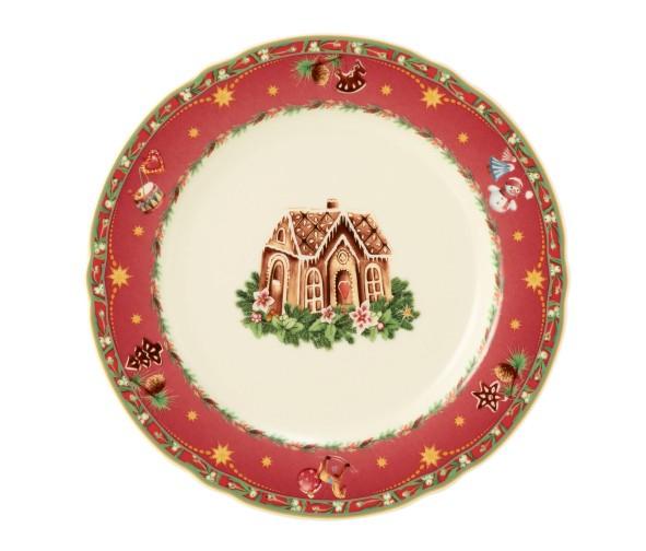 Marie Luise Weihnachtsnostalgie Frühstücksteller 20cm