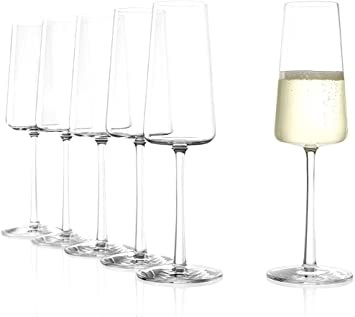 Power Champagnerglas 6er Set