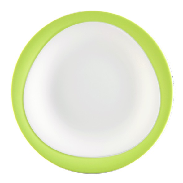 Frühstücksteller 23cm Trio apfelgrün