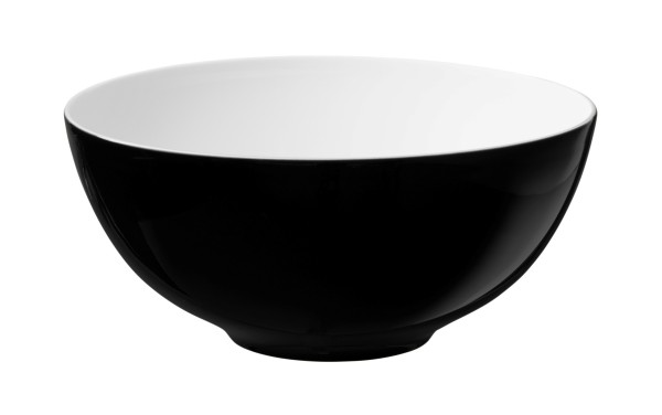 L Fashion glamorous black Schüssel 21cm