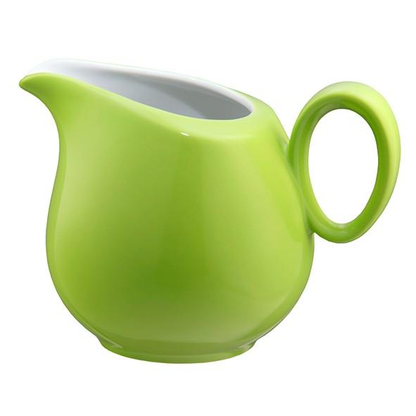 Milchgießer 6Pers. Trio apfelgrün