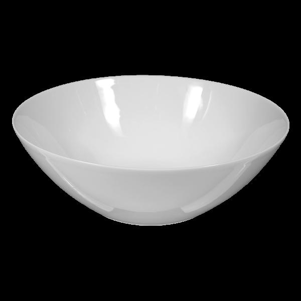 Rondo/Liane Schüssel weiß 25cm