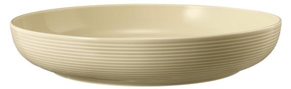 Beat Sandbeige Foodbowls 28 cm