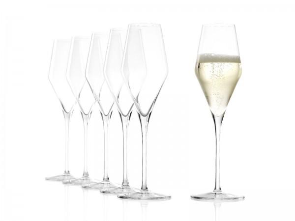 Quatrophil Champagner Stölzle 6er Set