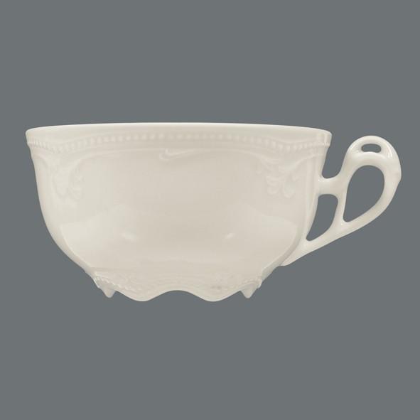 Tee- Obere, 0,21l, Rubin cream Uni