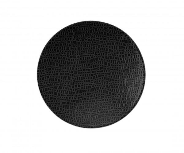 L Fashion glamorous black Brotteller 16,5cm