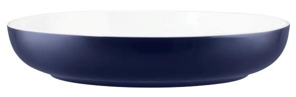 Life Molecule Denim Blue Foodbowl 28cm
