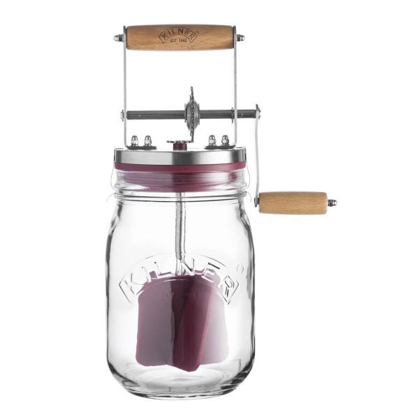 Kilner 0025.352 Butter Fass/Hersteller, glas, transparent