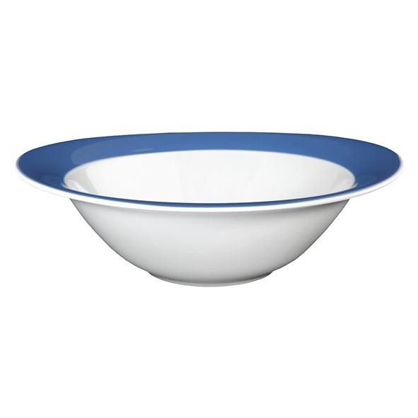 Schüssel, 28cm, Trio blau