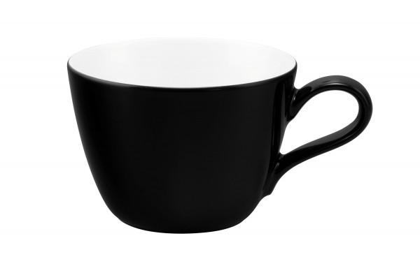 L Fashion glamorous black Kaffeeobertasse 0,24l