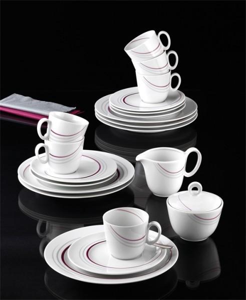 Tee-Untere 14,5 cm, rund Paso-Milonga