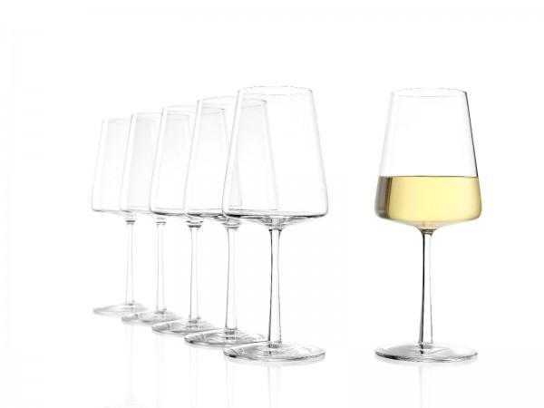 Power Weißweinglas 6er Set