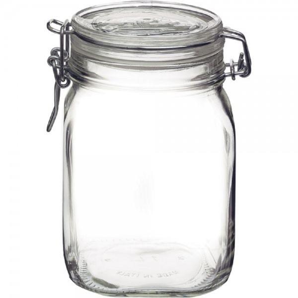 FIDO Einmachglas 1L 6er Set
