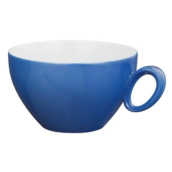 Frühstück-Obere 0,35l Trio blau