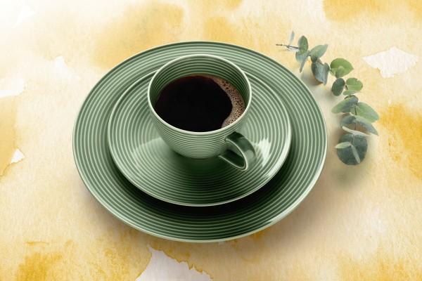 Beat Salbeigrün Kaffee Service 18-tlg.