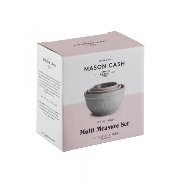 Mason Cash Messbecherset 4 tlg Steingut