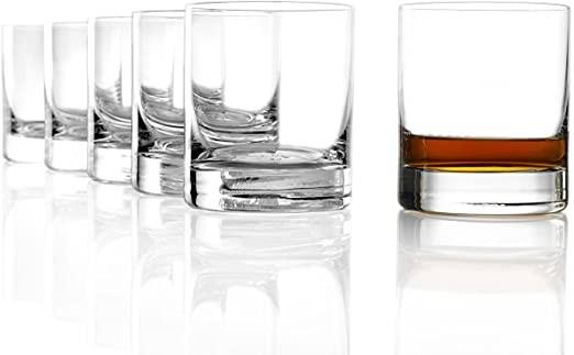 New York Bar Whisky pur 6er Set