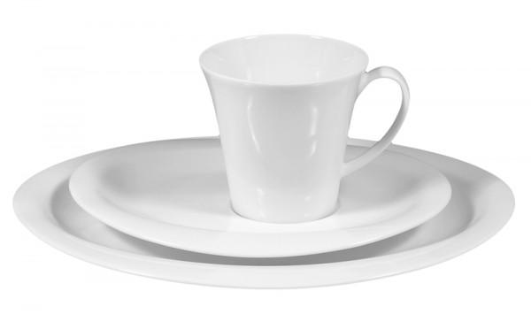 Kaffee-Gedeck 3tlg. Top Life Uni