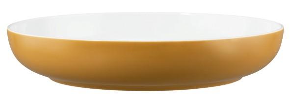 Life Molecule Amber Gold Foodbowl 28cm