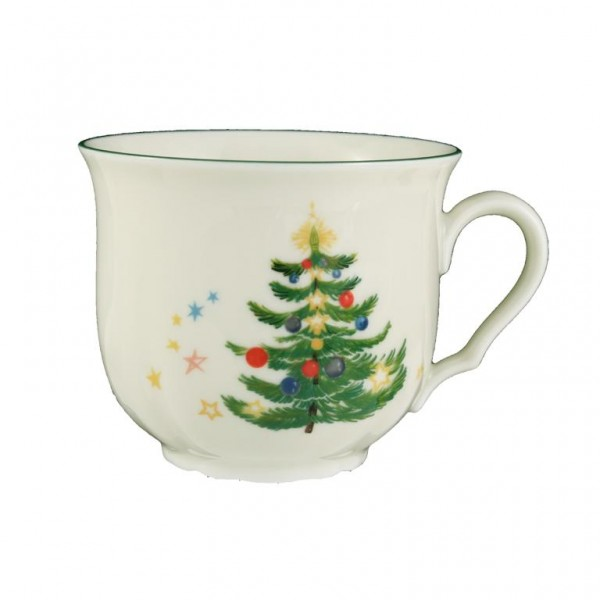 Obere zur Kaffeetasse 0,21L Weihnachten 43607