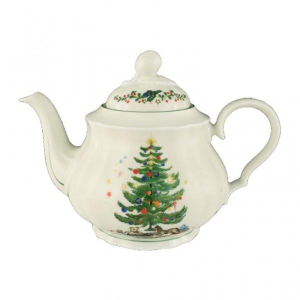 Teekanne 6 Personen Weihnachten 43607