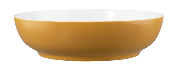 Life Molecule Amber Gold Foodbowl 25cm