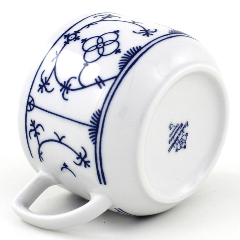 zylindrisch indischblau kaffee obere 0 2l indisch blau by winterling marken. Black Bedroom Furniture Sets. Home Design Ideas