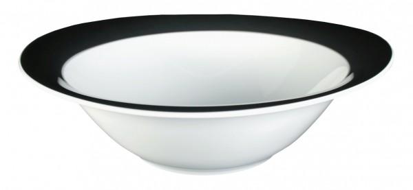 Schüssel, 21cm, Trio schwarz