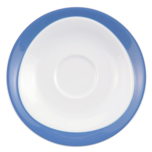 Tee-Untere 13cm Trio blau