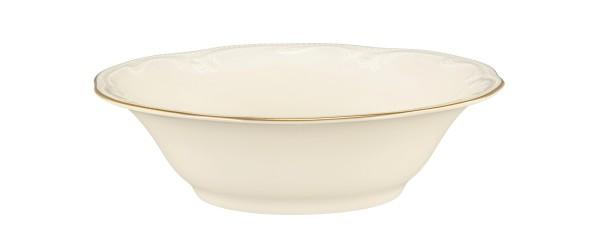 Rubin cream Goldrand Schüssel 16 cm
