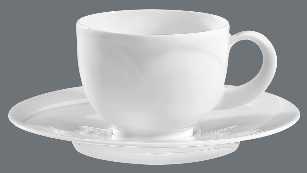 monaco uni kaffee obere 0 23l uni wei monaco seltmann weiden marken. Black Bedroom Furniture Sets. Home Design Ideas