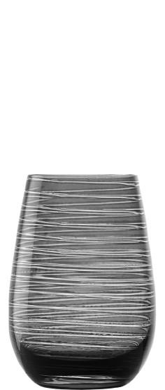 Twister Becher Rauchgrau 6er Set