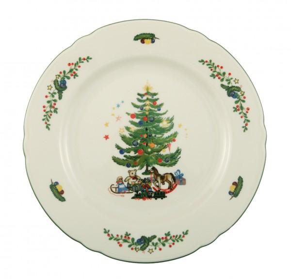 Marie Luise Weihnachten Frühstücksteller 20cm