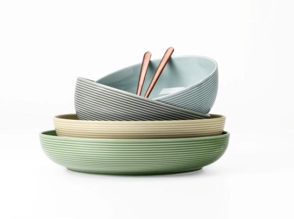 Beat Salbeigrün Foodbowls 25cm