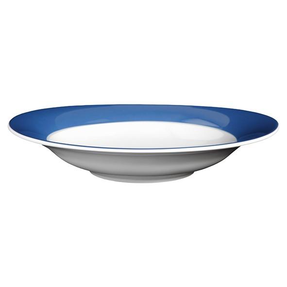 Suppenteller 23cm Trio blau