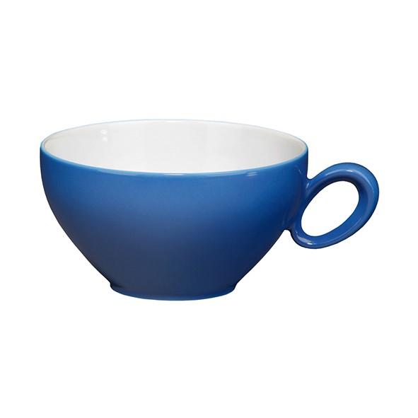 Tee-Obere 0,14l Trio blau