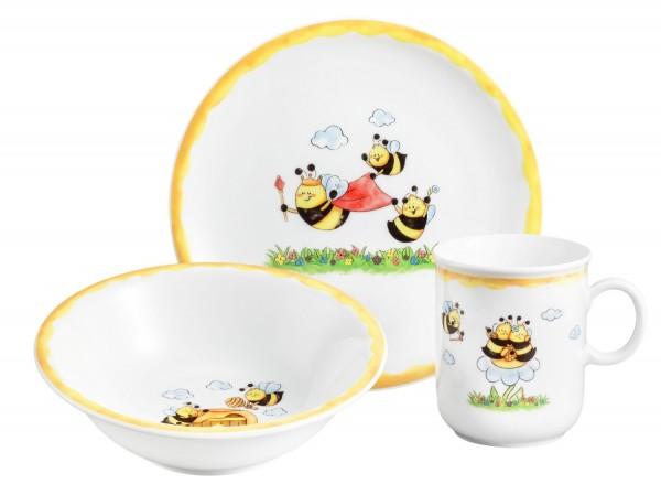 Compact Fleißige Biene Kinderset 3tlg.