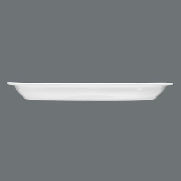 Platte Oval 33cm Compact Uni
