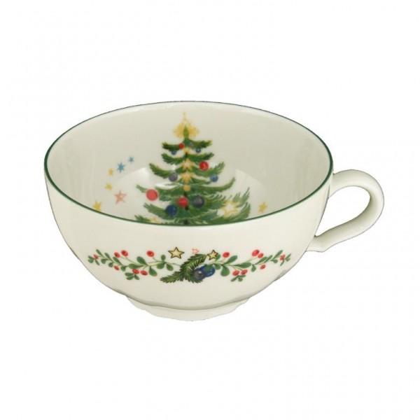 Obere zur Teetasse 0,21L Weihnachten 43607