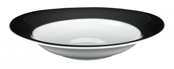 Pastateller 27cm Trio schwarz