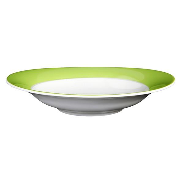 Suppenteller 23cm Trio apfelgrün